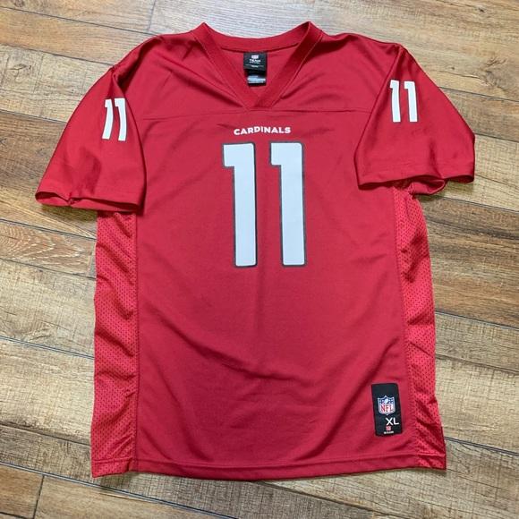 5ded895f810 NFL Shirts & Tops | Larry Fitzgerald Arizona Cardinals Jersey Kids ...